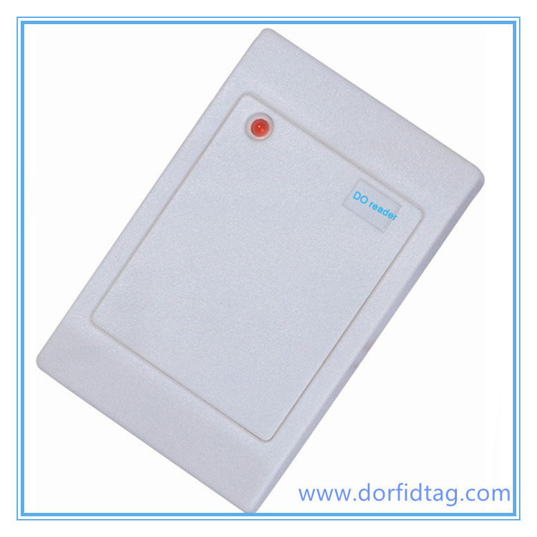 125khz RFID reader for access control on the wall Wiegand RFID reader