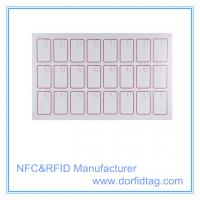 13.56mhz RFID card inlay prelam Mifare plux 4k card manufacturer