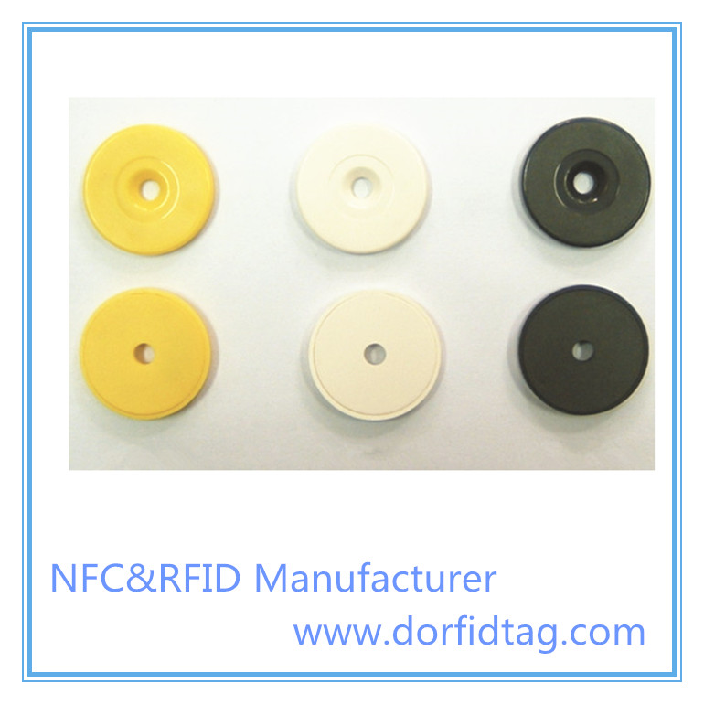 RFID ABS Coin Tag