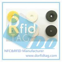 EM4100 Coin Button ID Guard Tag RFID ABS Coin Tags 125KHz Proximity 35MM Diameter