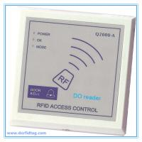 Stand Alone Access Control RFID card reader for door entry systems