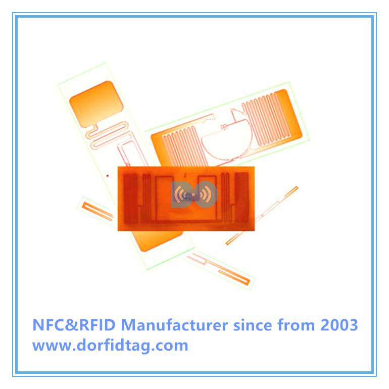 PI  Inlay PI Tag Polyimide  Copper UHF RFID Inlays