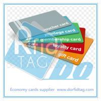 Custom Plastic Gift Card - D.O RFID TAG company