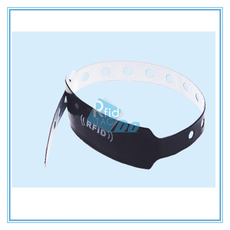 Event wristbands  wrist band wiht  UHF rfid tags