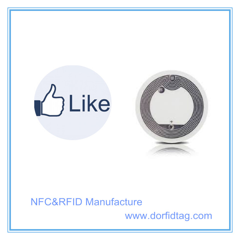 Facebook Like NFC Tag