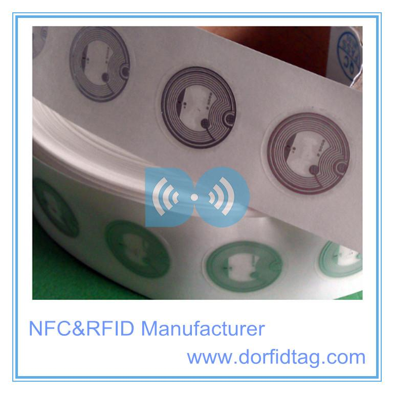 HF Tag RFID tag with RFID chip for RFID scanner RFID system