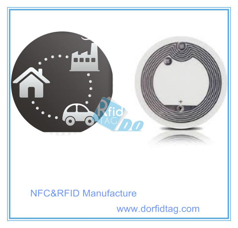 Home-Car-Work NFC Tag