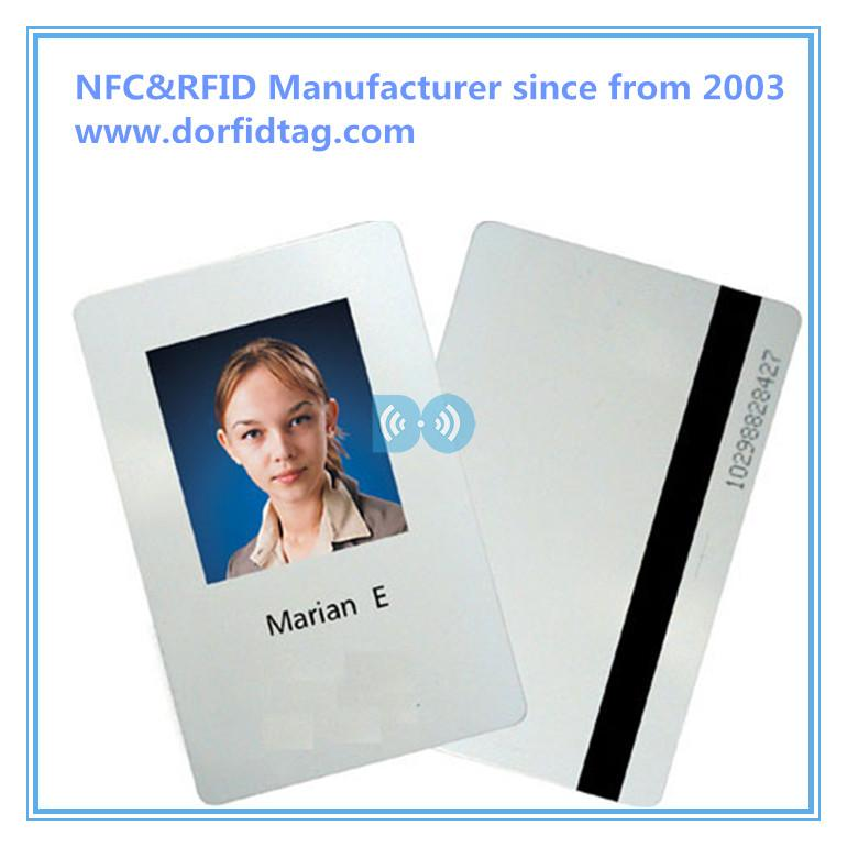 Low frequency Proximity Access control 125khz tk4100 rfid card