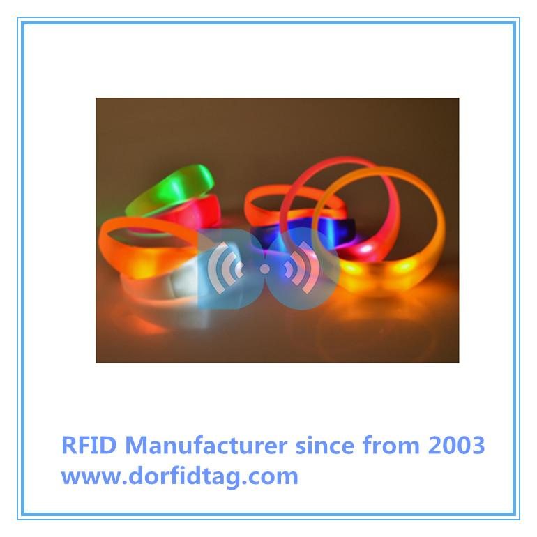 RFID LED wristbands   rfid tag 125khz  rfid sniffer for your disco party