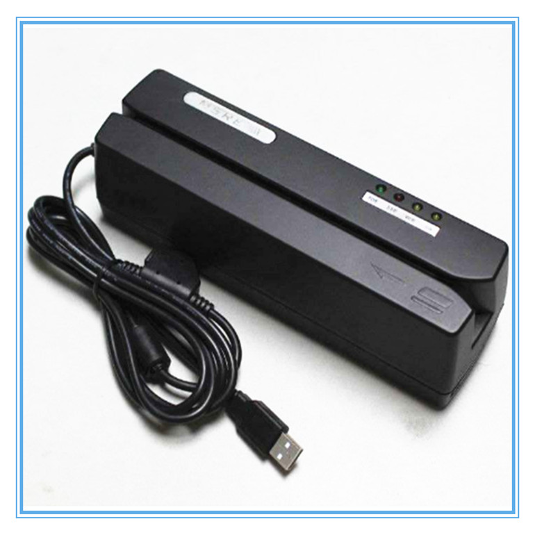 Magnetic Stripe Reader-Writer