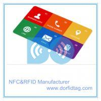 NFC TAG 30 mm x 30 mm NTAG 215 540 byte