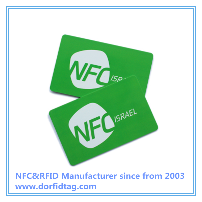 NFC Payment Card