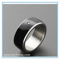 NFC Smart Ring tag transfer information and link people