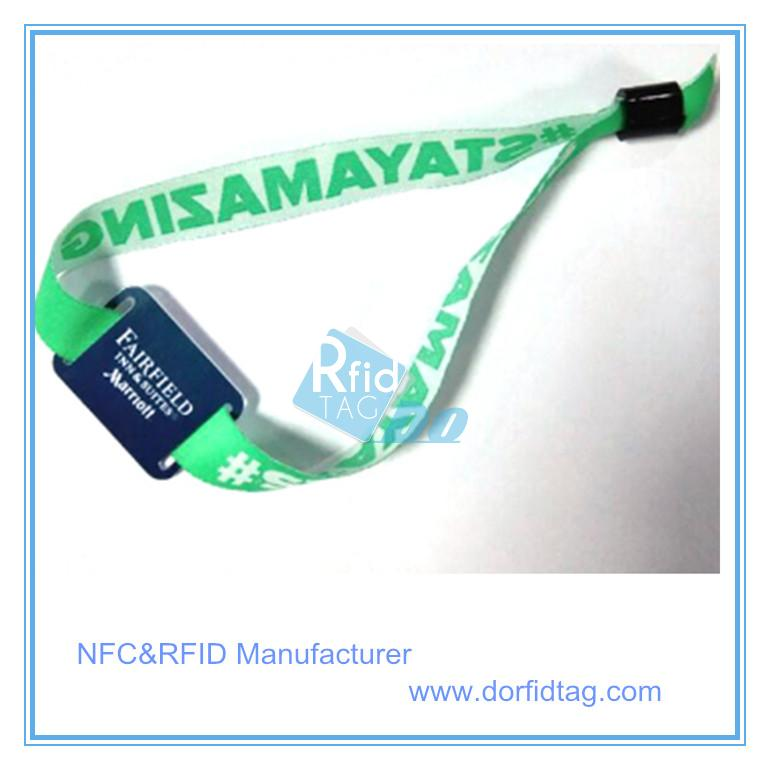 NFC wristband rfid chip wristband event wristbands  125khz rfid rfid event wristbands