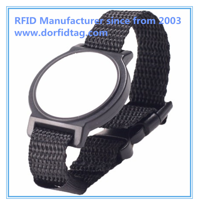 Ntag 213 NFC tags RFID bracelets for events