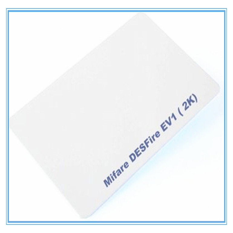 MIFARE Mini white PVC card