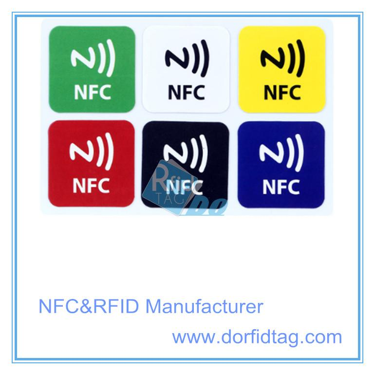 Dia 25MM Printable Ntag213 NFC tag