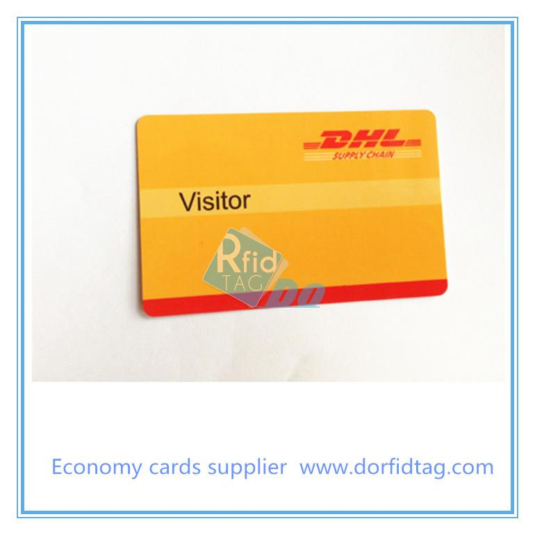 High Quality Plastic Glossy loyalty Card