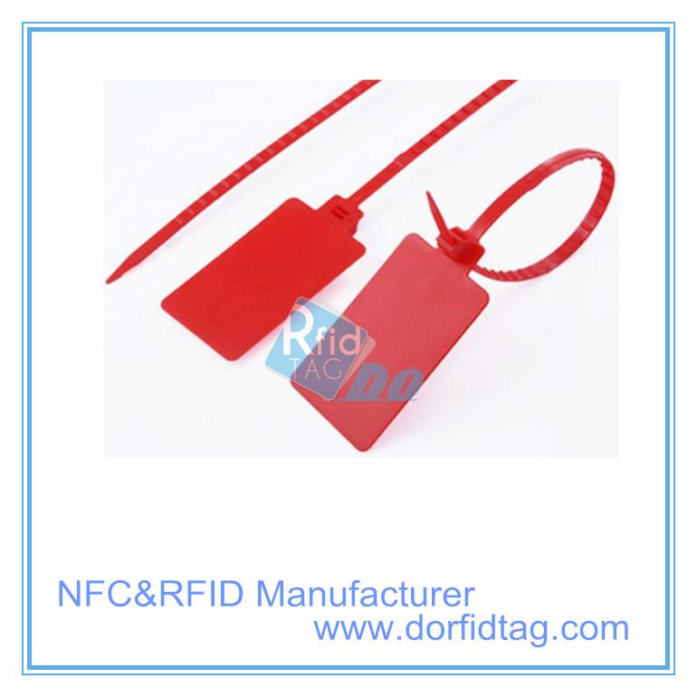 RFID E- seal tags for data tracking