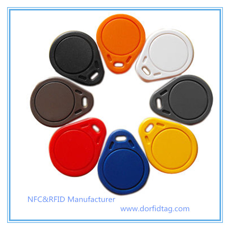 13.56Mhz High Frequency RFID keychain