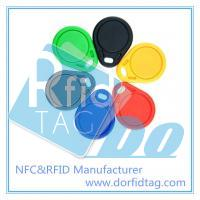 RFID EM Keyfob/Key Tag/ABS Keychain for Access Control