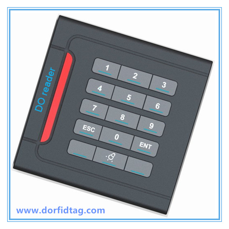 RFID proximity card reader kit  RFID card reader with keypad