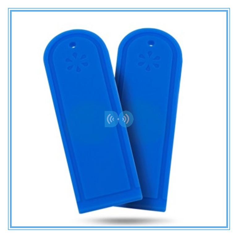 Durable High Temperature UHF RFID Tag Laundry RFID Tag Silicone RFID UHF Tag