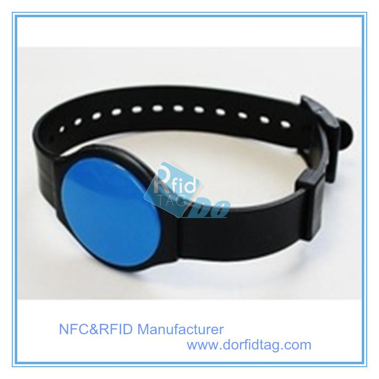 RFID wristbands price  RFID mifare wristband for nfc payment nfc definition