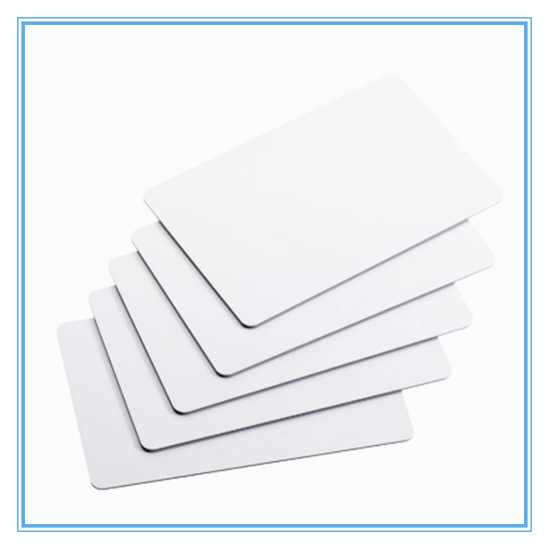 Fargo CR80 30mil Rewritable PVC Cards