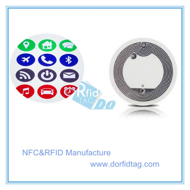 Settings NFC Tag