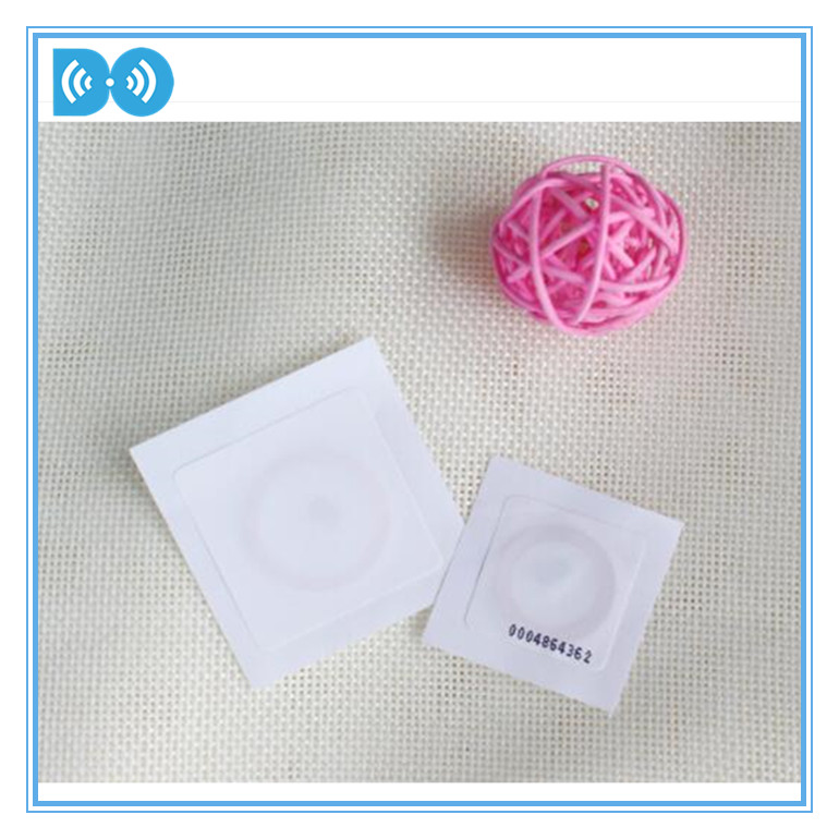 TK4100 RFID label 125khz RFID tag sticker,RFID tag