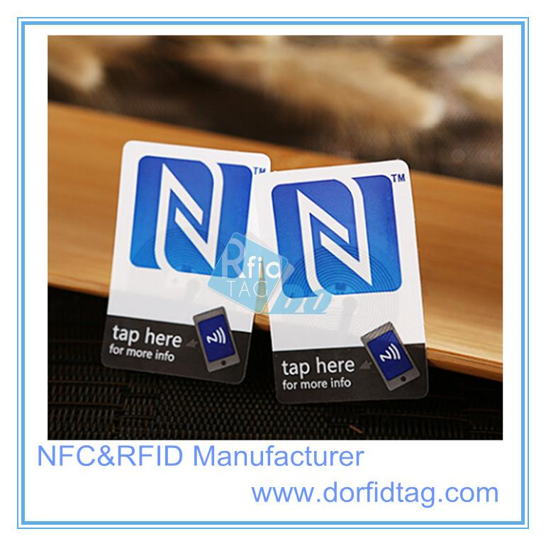 Type 2 144byte, circle 25MM Ntag213 NFC tag, HF NFC tag printable