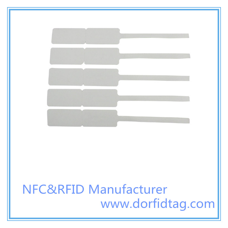 ISO 15693 paper jewelry tag, UHF Jewelry Tag RFID jewelry tags for jewelry list management applications
