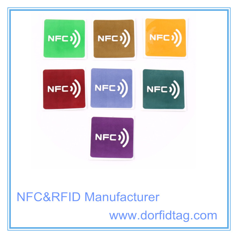 Ultralight NFC tag