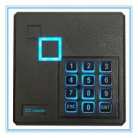 Waterproof Wiegand Output Keypad EM/Mifare classic card reader