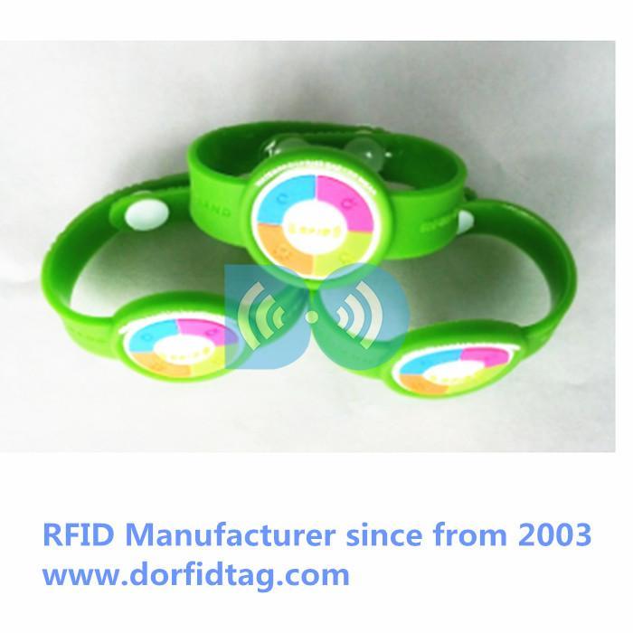 Bracelet RFID EPC RFID micro RFID tags MIFARE Classic EV1 4K
