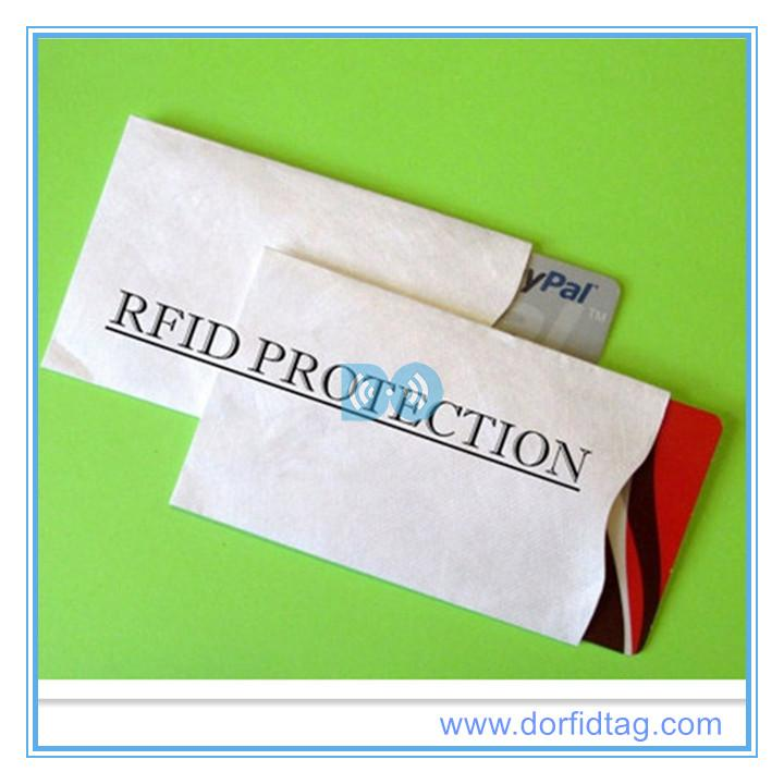 Contactless Card Protection Best Rfid Blocking Sleeves Credit Chip Protector