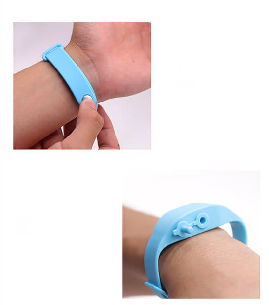 hand sanitizer wearable bracelet wrist band hand sanitizer hand sanitiser wristband