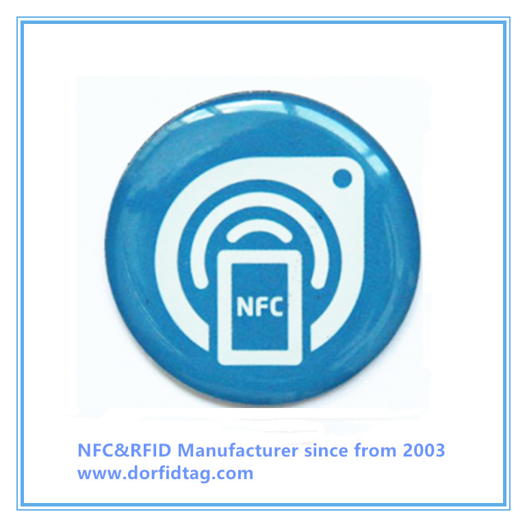NFC Button adds handy shortcuts to NFC enabled phones