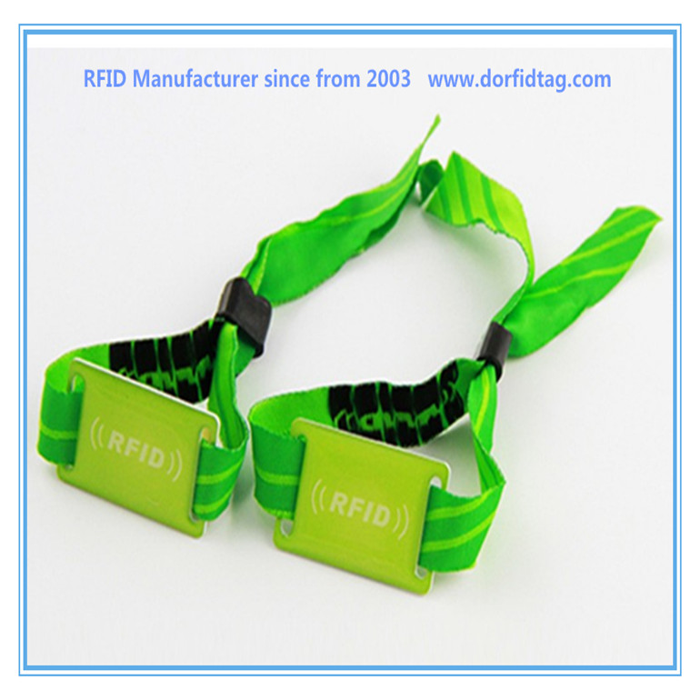 rfid wristbands NTAG 213 event wristband NFC party wristbands