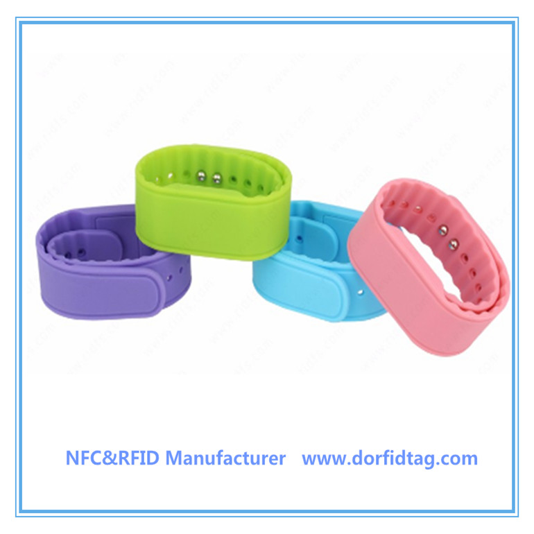 RFID Wristband For Hospital, Events, Concerts, Conference, Funtion