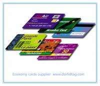 china printed pvc card manufacturers