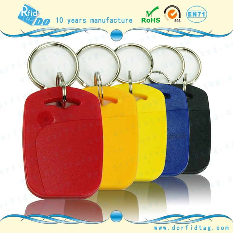 What is rfid key fob?