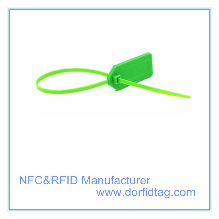 Seal Tag RFID Tags tracking sealed containers